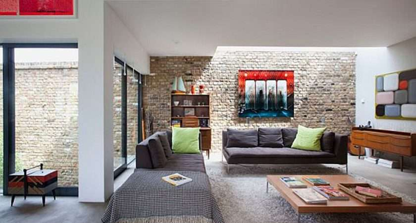 Rustic Interior Design Brings Exotic Atmosphere Your Home