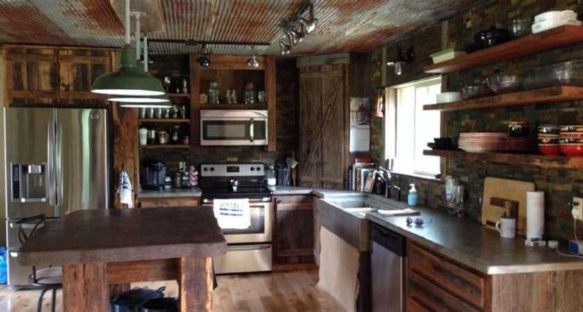 Rustic Kitchens Cabinets Kitchen Nashville