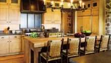 Rustic Kitchens Photos Architectural Digest