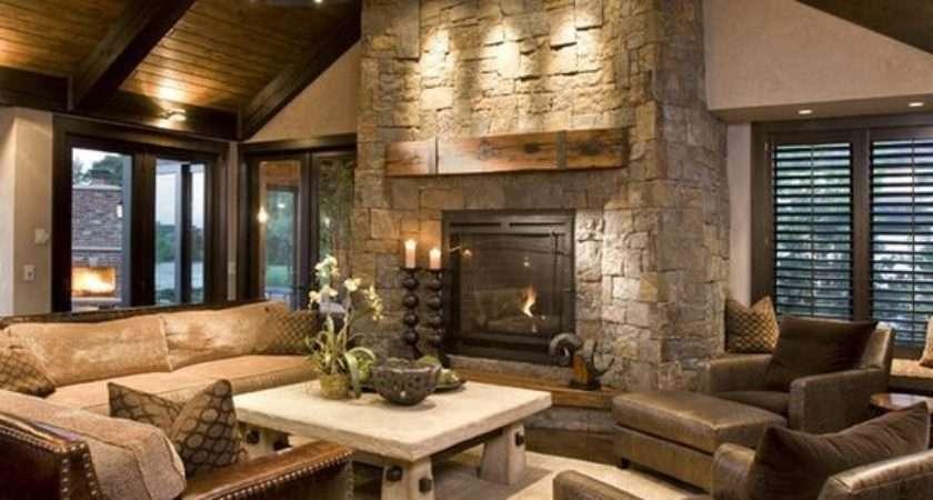 Rustic Living Room Decor Ideas Tips Choosing