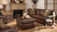 Rustic Living Room Furniture Fireplace Small