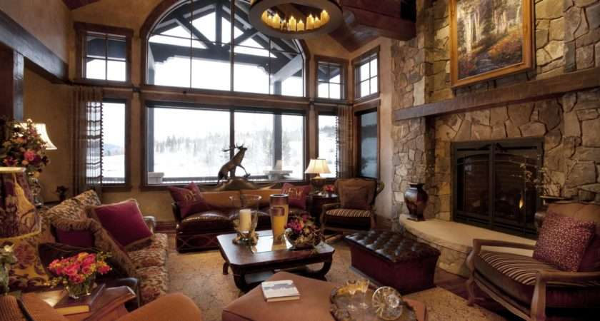 Rustic Living Room Furniture Perfect Design House Remodeling