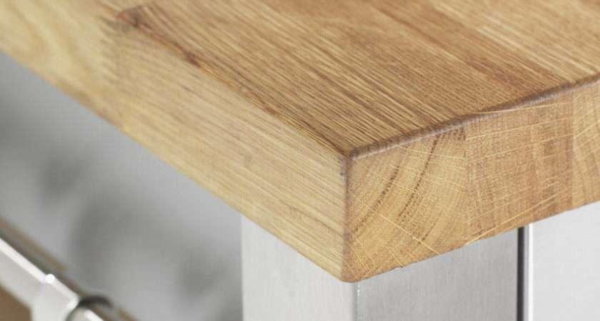 Rustic Oak Worktops