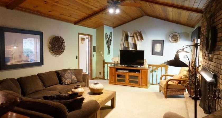 Rustic Room Flush Light Carpet Rockford