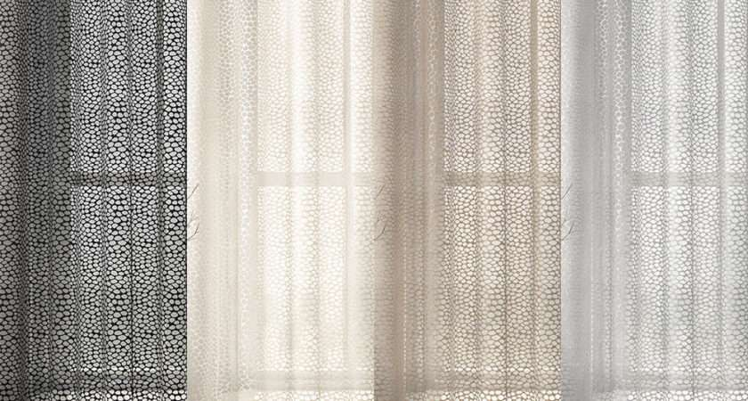 Safari Voile Panels Snake Skin Design Slot Top Hanging