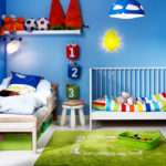 Safety Space Kids Room Decorative