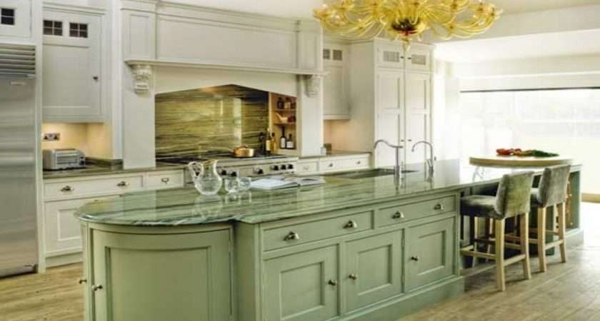 Sage Green Kitchen Accessories Painted Country