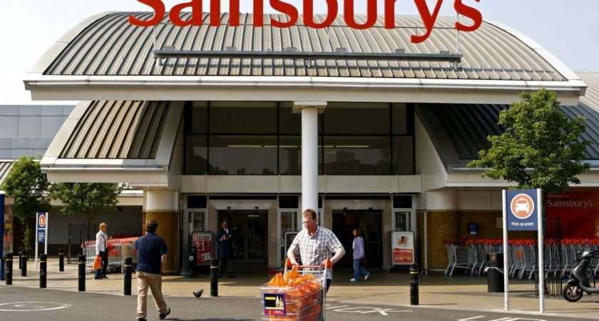 Sainsbury Acquires Home Retail Group