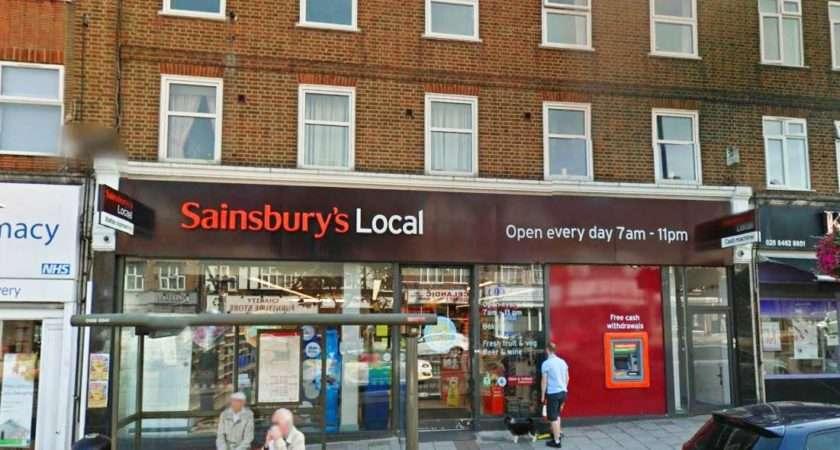 Sainsbury Local Flats Bromley Greater London