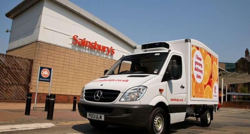 Sainsburys Home Delivery Choose Solomon Builds