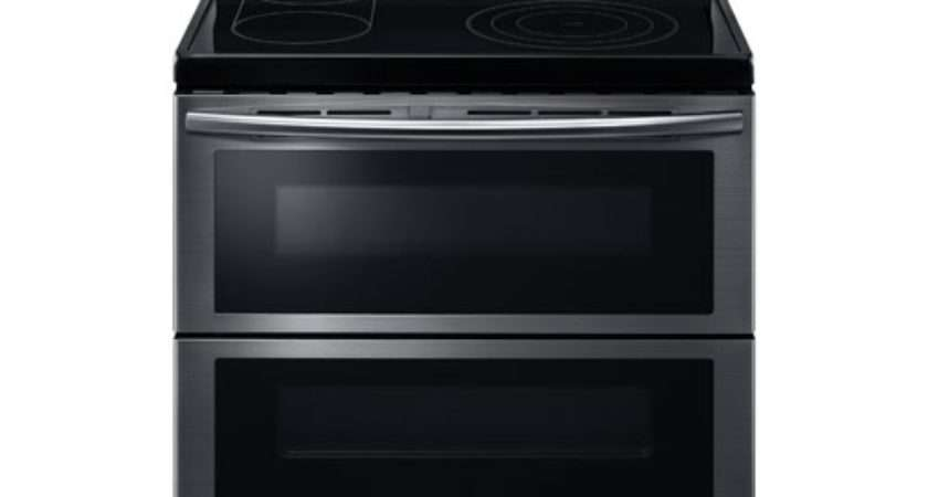 Samsung Double Oven Freestanding Smooth