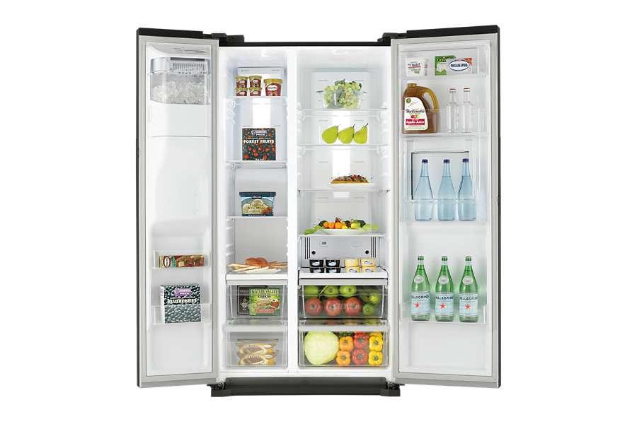 Samsung Fhcbc Series American Style Fridge Freezer