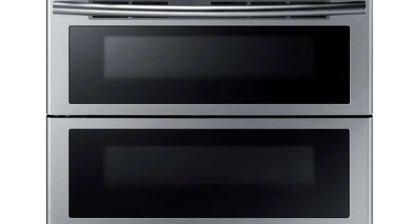 Samsung Flex Duo Slide Double Oven Electric
