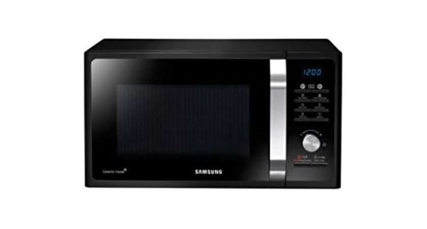 Samsung Microwave Litre Watt Black Amazon