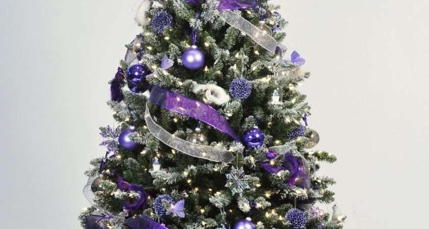 Sandra Lee Winter Terrace Christmas Tree