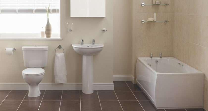 Sandringham Bathroom Suite Contemporary