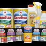 Sandtex Exterior Paints