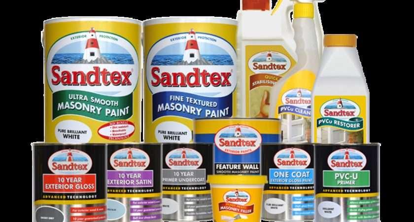 Sandtex Exterior Paints