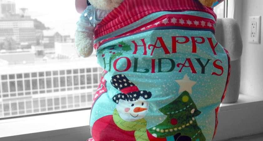 Santa Sack Quilting Pattern Favequilts