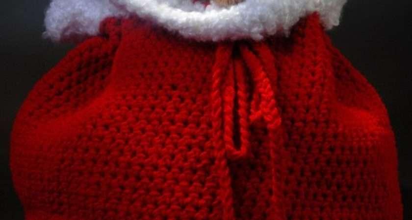 Santa Toy Bag Pdf Pattern Mommab Etsy