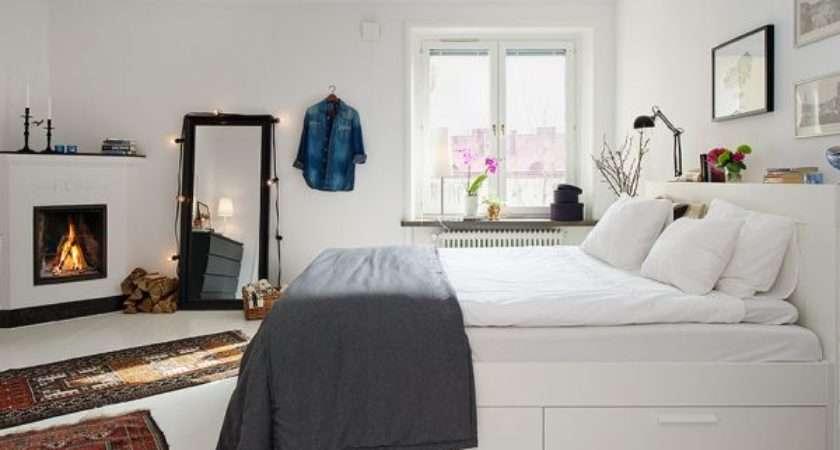Scandinavian Bedroom Ideas Looks Beautiful Modern