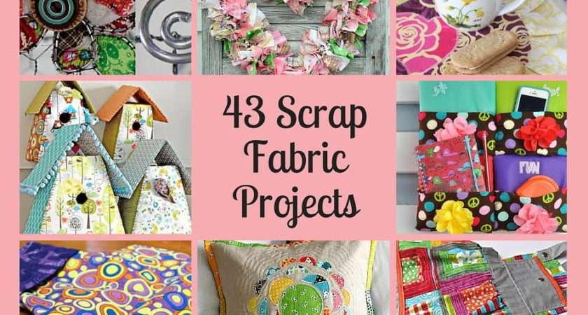 Scrap Fabric Projects Favecrafts