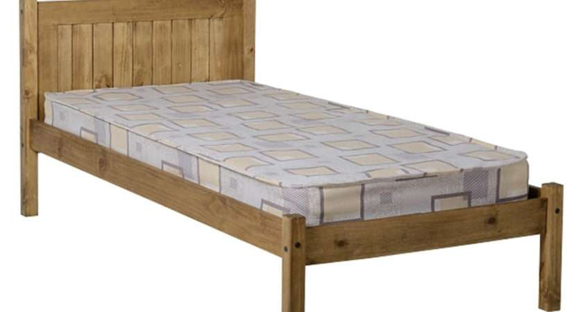 Seconique Maya Low Foot End Bed Frame