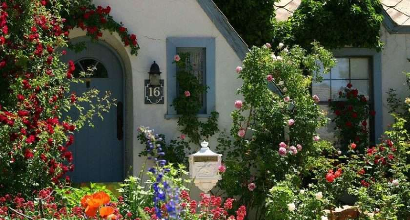 Secrets Creating Country Cottage Garden Huffpost