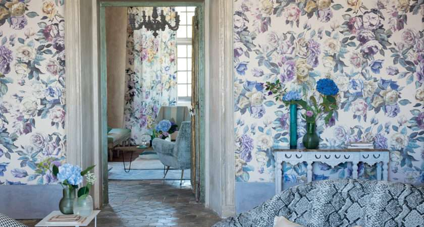 Seraphina Collection Designers Guild Luxpad
