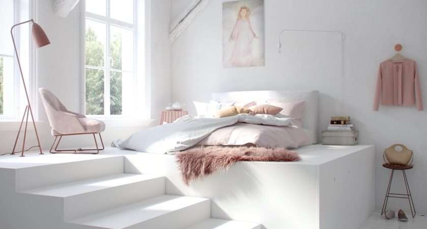 Serenely Minimalist Bedrooms Help Embrace Simple