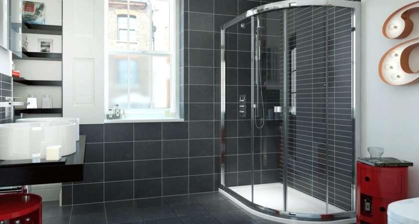 Series Framed Offset Quadrant Shower Enclosure
