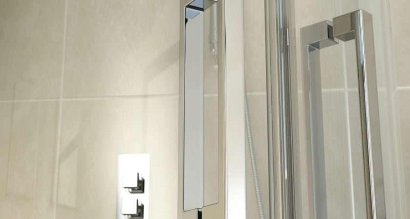 Series Frameless Quadrant Shower Enclosure