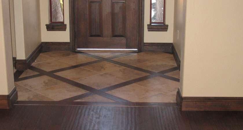 Setting Entryway Flooring Ideas Stabbedinback Foyer