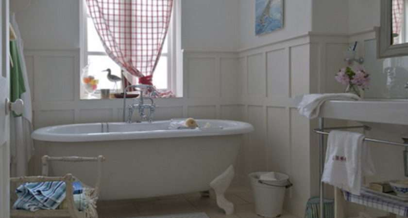 Several Bathroom Decoration Ideas Country Style