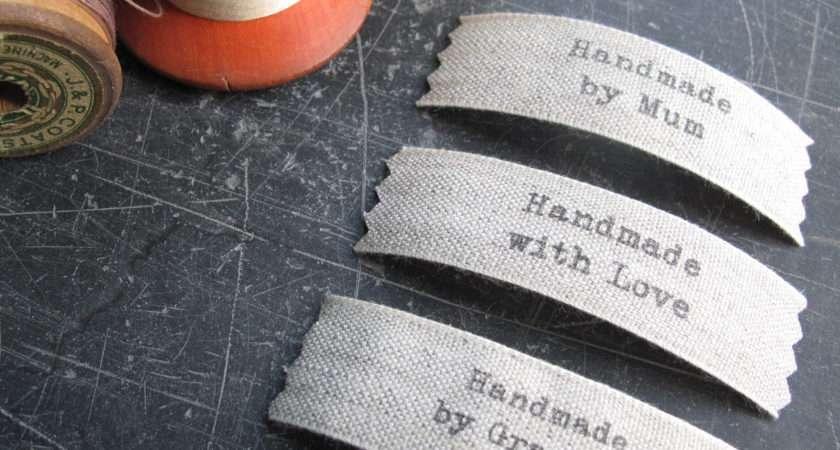 Sew Labels Caltonberry