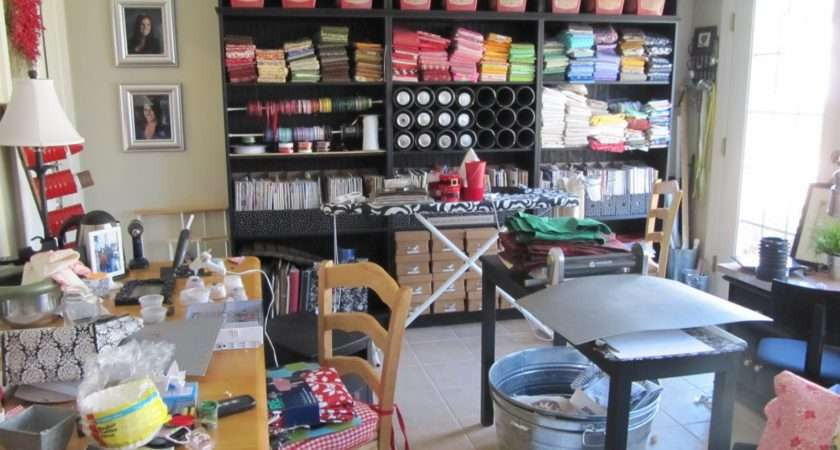Sew Many Ways Sewing Craft Room Ideas Updates