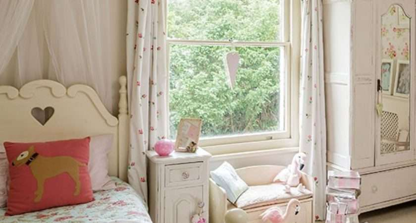 Shabby Chic Bedroom Beautiful Timeless Design
