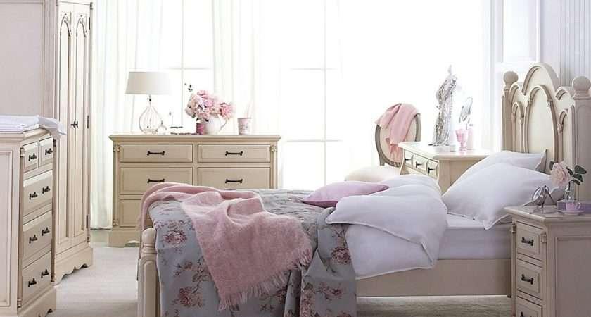 Shabby Chic Bedroom Ideas Vintage Romantic Look