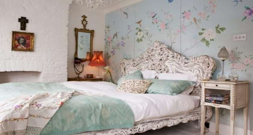 Shabby Chic Bedroom Inspiration Bedrooms
