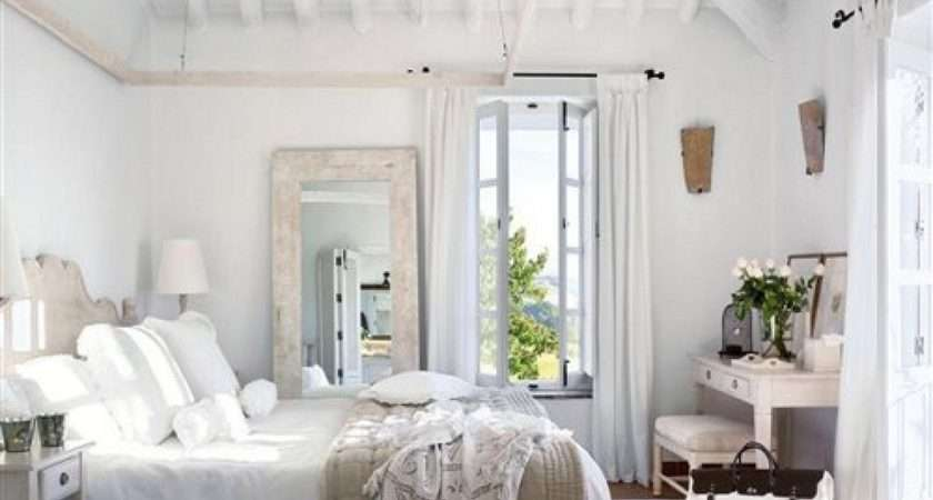 Shabby Chic Bedrooms Decorating Ideas Homestylediary