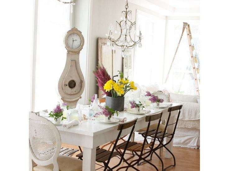 Shabby Chic Decorating Ideas Craftriver