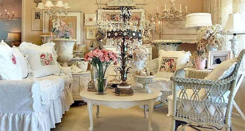 Shabby Chic Decorating Ideas Home