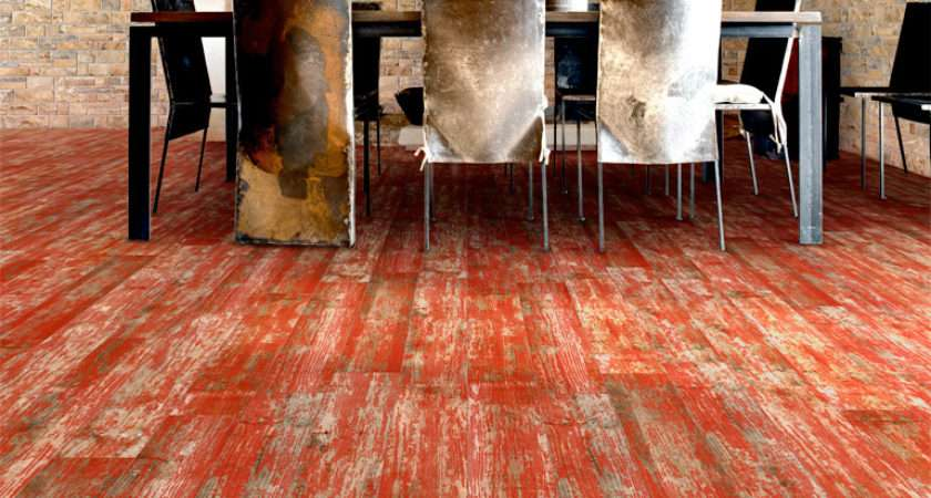 Shabby Chic Flooring Washed Out Vintage Wood