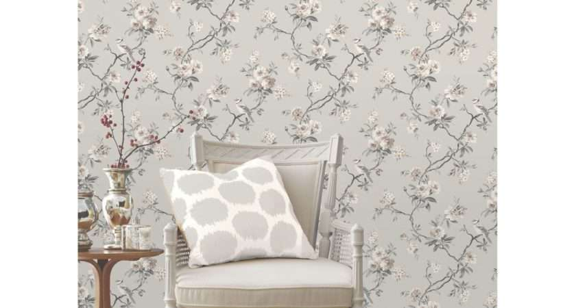 Shabby Chic Floral Various Designs Wall Decor