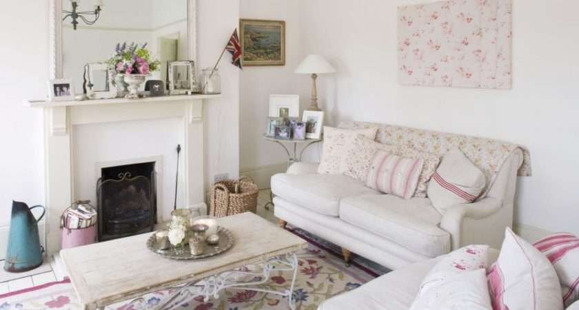 Shabby Chic Interior More Inspirational Home