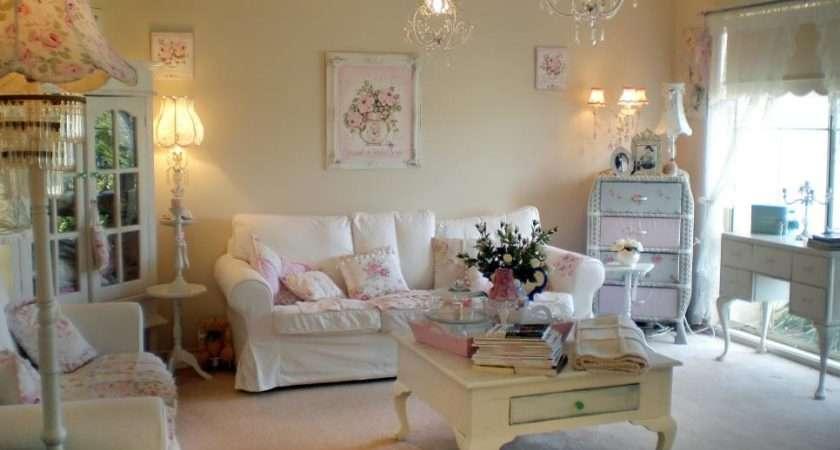 Shabby Chic Living Rooms Hgtv
