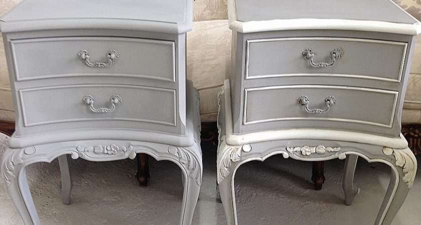 Shabby Chic Paint Distress Furniture