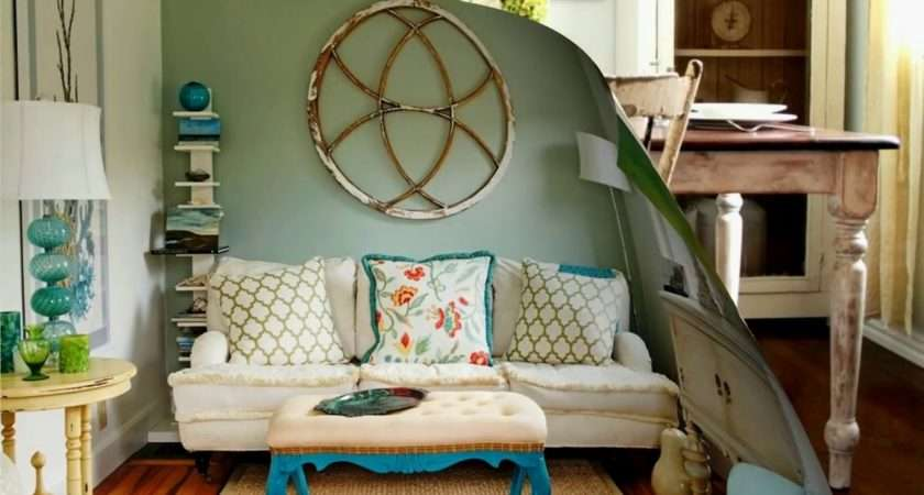 Shabby Chic Painted Furniture Distressed Design Ideas