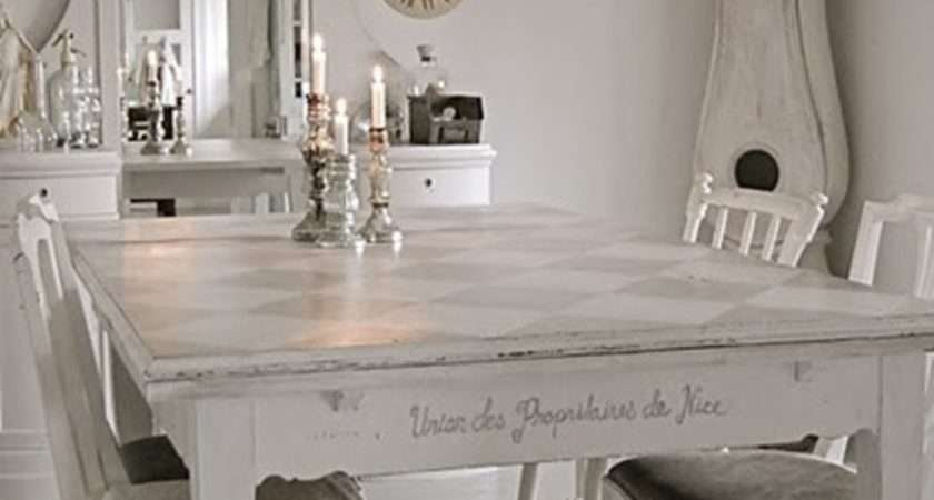 Shabby Chic Style Gives Your Home Unique Look