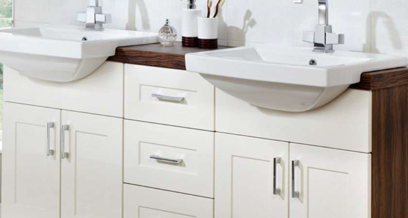 Shaker Fitted Bathroom Furniture Traditional Range Bathrooms